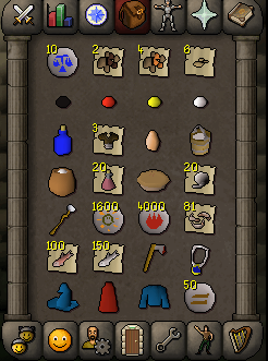 Inventory for clan chat account requirements.png